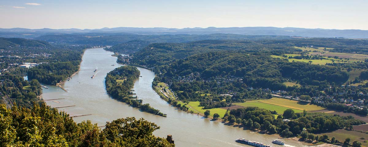 Rheinbreitbach bei Linz